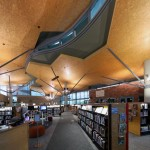 Commercial Interior Design - Library