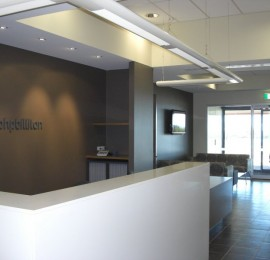 BHP Admin Offices