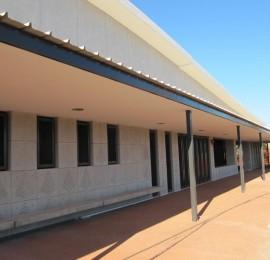 Wickham Central Facilities Building