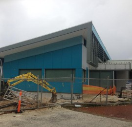 Christmas Island Hospital Service Extension