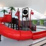 Mandurah Aquatic Centre Commercial Fit Out