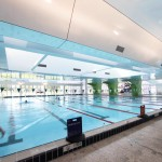 Pool EXTENZO Suspended Ceiling