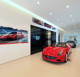 Barbagallo Showroom