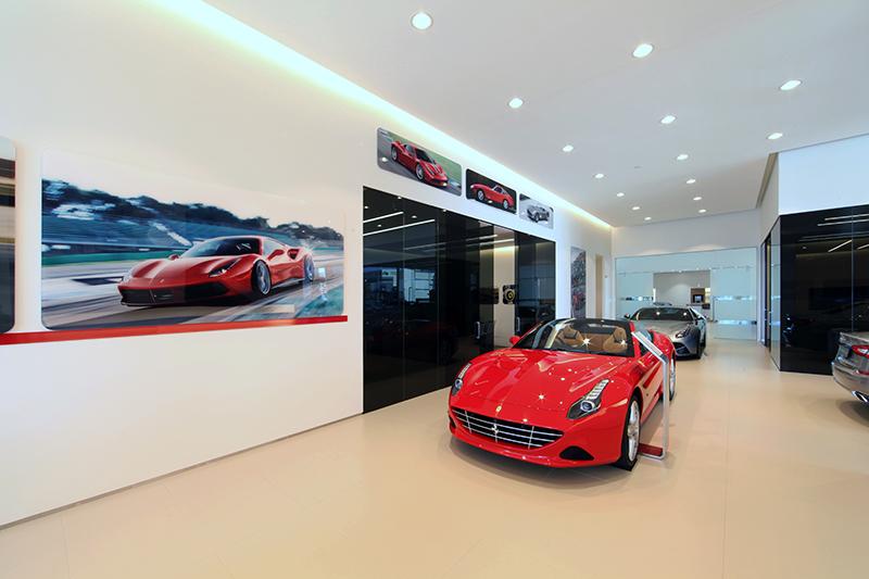 Barbagallo Showroom