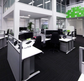 iFresh Strata Management Office Fitout
